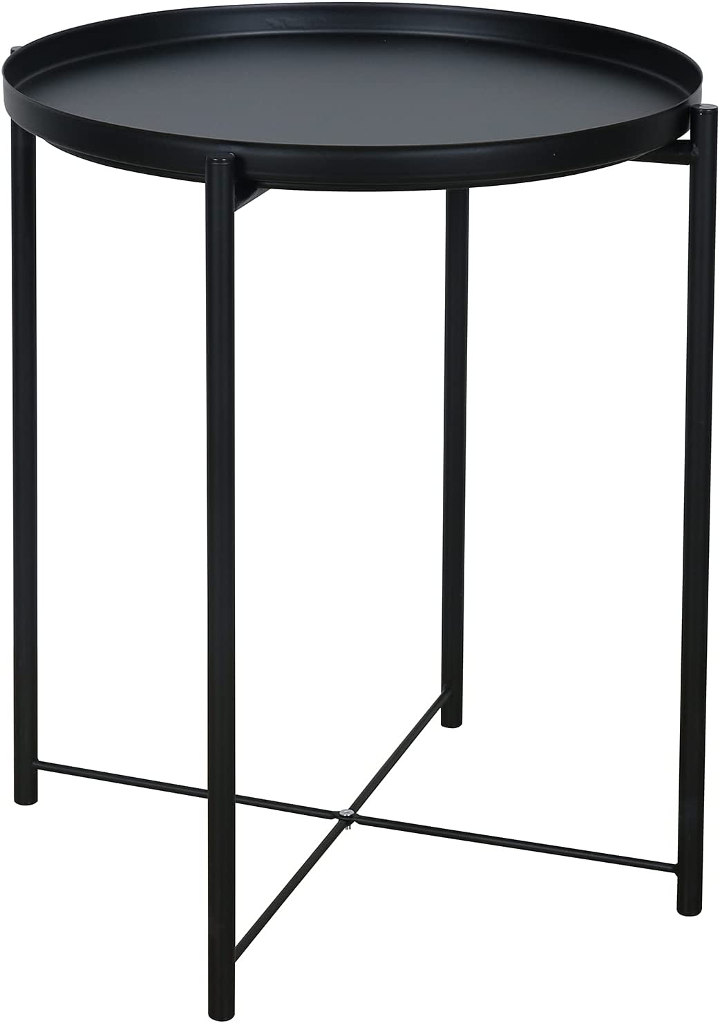 Rainbow Sophia Modern Metal Frame Table Side End Department store Superior Roun with