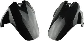 Carbon Look Rear Wheel Hugger Fender Mudguard Mud Splash Guard Splashguard Fairing Tire Cover For Suzuki GSXR600 GSXR750 GSXR 600 750 2006 2007 2008 2009 2010 K6