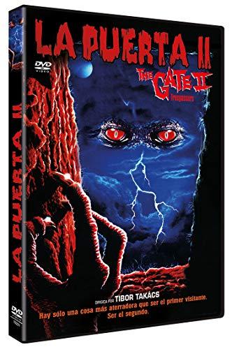 La Puerta II DVD 1990 The Gate II: Trespassers