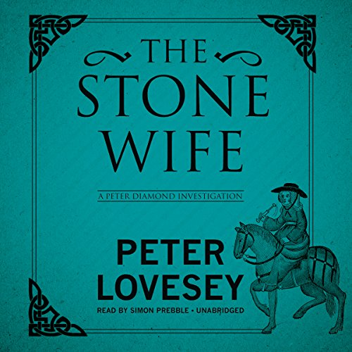 The Stone Wife audiobook cover art