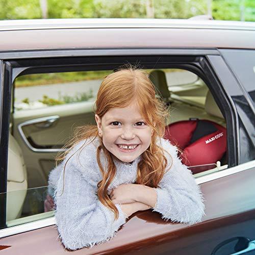 Maxi-Cosi Rodi SPS, Kinderautositz Gruppe 2/3 (ab 3, 5 Jahre bis ca. 12 Jahre, 15-36 kg), dark slate black (schwarz)