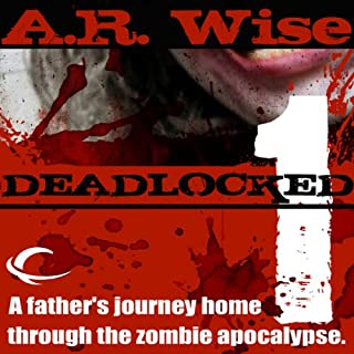 FREE: Deadlocked 1 audiobook cover art