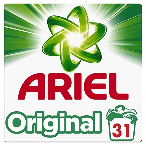 Ariel Original Detergente en Polvo - 31Lavados