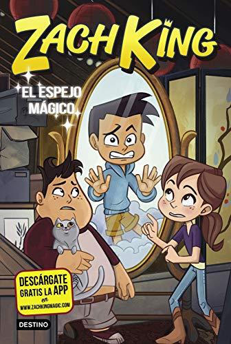 Zach King 3. El espejo mágico (Isla del Tiempo)