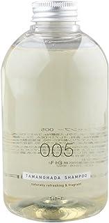 日本 TAMANOHADA/玉之肌 玉肌无硅洗发水540ml (005-无花果, 洗发水 540ml)