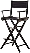 Makeup Chair Outdoor Canvas Professional Beauty Tool Make-Up Accessories Lounge Chair (Color : A, Size : Large)