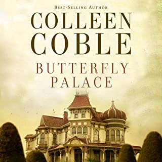 Butterfly Palace                   By:                                                                                                                                 Colleen Coble                               Narrated by:                                                                                                                                 Devon O'Day                      Length: 9 hrs and 26 mins     99 ratings     Overall 4.1