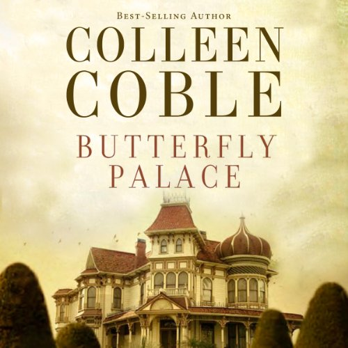 Butterfly Palace cover art