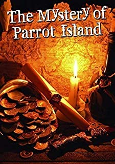 Red Herring Games The Mystery of Parrot Island - Children's Mystery Party kit