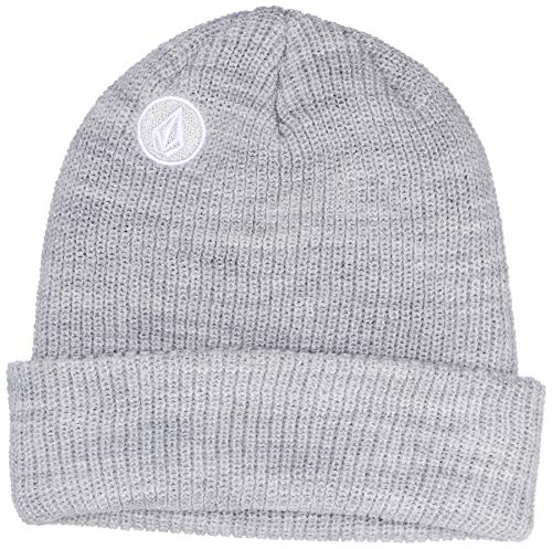 Volcom Damen Power Beanie, Heather Grey, One Size