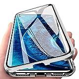 Eabhulie OPPO Find X2 Pro Case, 360° Full Body Transparent