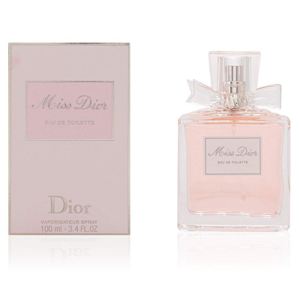 Miss Dior by Christian Atlanta Mall for Women 3.4 Spray Super sale period limited Ounce EDT
