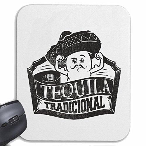 Mousepad (Mauspad) TEQUILA TRADITIONAL MEXICO MEXIKANER MEXIKANER HUT ALKOHOL SANGRIA NEW YORK CITY AMERIKA CALIFORNIA USA ROUTE 66 BIKERSHIRT NY MOTORCYCLE NYC LIBERTY VEREINIGTE STAATEN B