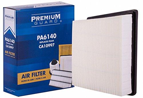 PG Air Filter PA6140| Fits 2009-13 Ford Fiesta, 2011-14 Fiesta Ikon, 2016-18 Figo