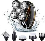 Best Electric Shavers For Men - VGR V-316 Mens Head Shaver for Bald Men Review