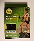 Golds Gym Long Resistance Tube Medium