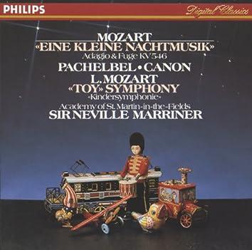 Mozart: Eine kleine Nachtmusik.