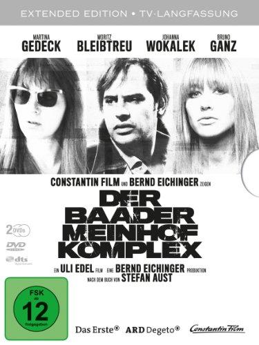 Der Baader Meinhof Komplex (TV-Langfassung) [2 DVDs]
