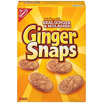 Ginger Snaps Cookies Holiday Christmas Cookies 16 oz