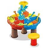 JWBOSS Mesa de Arena de Arena Jugando Sand Clay Funny Plastic 1 Set Educación Herramientas de Aprendizaje # 12 Dolphin R