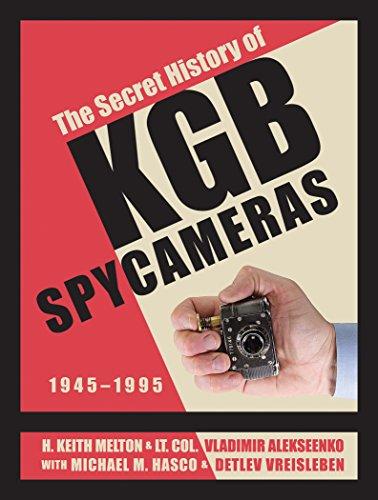 The Secret History of KGB Spy Cameras: 1945-1995