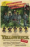 Yellowneck Poster Movie 11x17 Lin McCarthy Stephen Courtleigh Berry Kroeger Harold Gordon