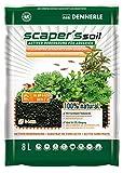 Dennerle Scaper's Soil 8 litres - idéal pour Les Aquariums aquascaping