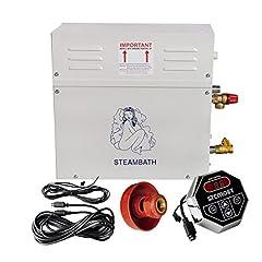 ECO-WORTHY 9KW Générateur de vapeur douche sauna bain de vapeur
