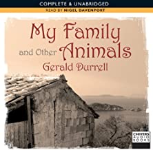 my family and other animals audiobook unabridged