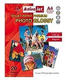 ActiveJet EXPACJPAP0010 - Papel fotográfico
