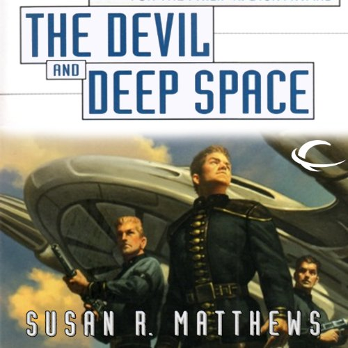 The Devil and Deep Space audiobook cover art
