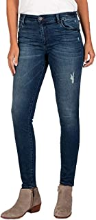 Kut from the Kloth Women's Mia High Rise Skinny Jeans