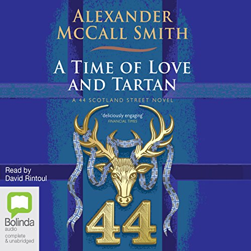 Couverture de A Time of Love and Tartan
