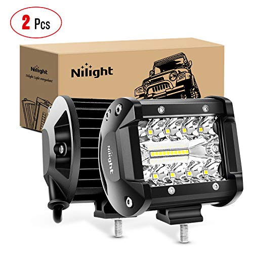 faros de ford focus 2003 fabricante Nilight