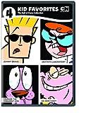 4 Kid Favorites Cartoon Network Hall of Fame Vol. 1...