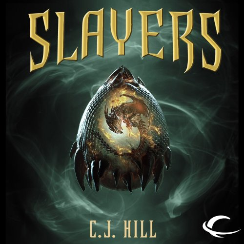 Slayers audiobook cover art