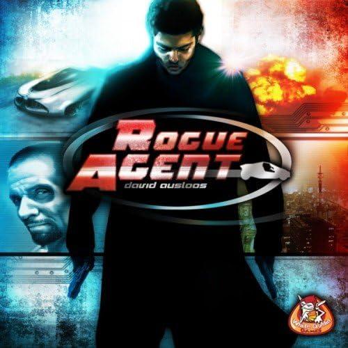 edición limitada en caliente blanco Gobline Games Juego - Rogue Rogue Rogue Agent - Edición Limitada (Inglés Importación)  autorización