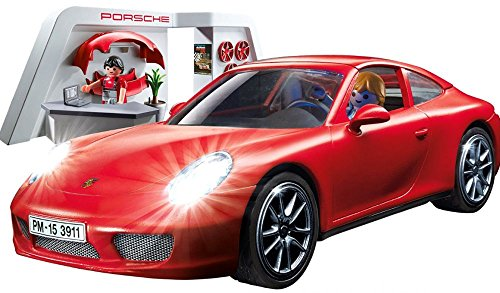 PLAYMOBIL - Porsche 911 Carreras S Playmobil