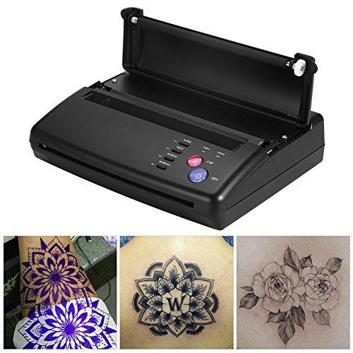 Máquinas de Tatuaje Profesional A5 A4 Transferencia de Tatuaje Máquina de Impresora Copia Térmica Copiadora de Plantilla Tatuaje para Impresora de Papel