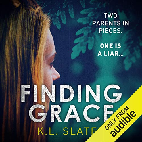 Page de couverture de Finding Grace