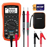 Digital Multimeter, Crenova MS8233D Auto-Ranging Digital Multimeters Electronic Measuring Instrument