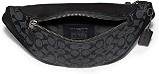Belt Bag Black Signature