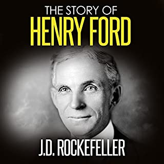 The Story of Henry Ford audiobook cover art