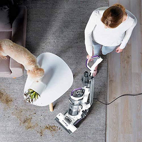 Eureka FloorRover Dash Lightweight Upright Multi-Cyclone HEPA Vacuum