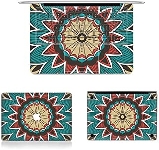 """Laptop Skins - Folk Style Full Body Vinyl Skin Cover Protector Sticker For Air Pro Retina 12"""" 15"""" 13.3""""A1932 A2189 Pro16 A..."""