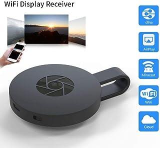 Display wireless Dongle Media Video Streamer Tv Stick Smart Tv Hd Dongle Wireless Wifi per Chromecast