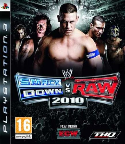 WWE Smackdown VS. Raw 2010 PS de 3 at