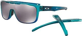 Oakley Men's Crossrange Shield Sunglasses,OS,Arctic Mist