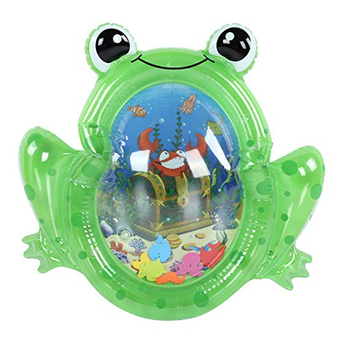 Alfombrilla de agua inflable de dibujos animados para niños, juguetes de juego, alfombrilla de cojín de agua para exteriores, almohadilla de cojín de agua para rociadores creativos, almohadilla de agu