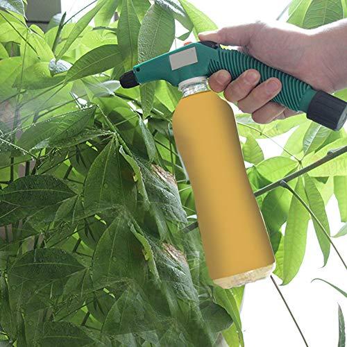 Agua pulverizador, Novela Jardín Manguera Boquilla Agua Pulverizador Diseño con abdominales Agua Gotas por Bien Atomización
